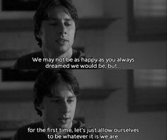quote from Garden State