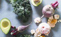 Grönkålssallad med avokado, grapefrukt och umamidressing | RITUALS Kale Salad, Grapefruit, Ethnic Recipes, Food, Cilantro, Essen, Kale Salads, Meals, Yemek