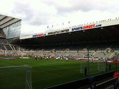 Newcastle United Football, Football Stadiums, Soccer, England, The Unit, Places, Sports, Football, Sport