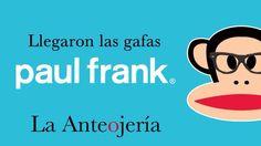 Monturas Paul Frank en La Anteojeria