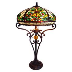 Found it at Wayfair - Victorian Table Lamp in Bronze