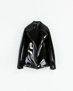 11 meilleures images du tableau blouson vinyle femme   Raincoat ... fad3c7212224