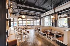 seafood restaurant design concept - Google Search