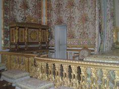 (Part of) Marie Antoinette's bedroom
