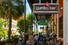 Little Daddy's Gumbo Bar brings a hint of spiciness into the Galveston… Texas Vacations, Texas Roadtrip, Texas Travel, Family Vacations, Dream Vacations, Best Restaurants In Galveston, Galveston Island, Galveston Texas Beach, Vacation Spots
