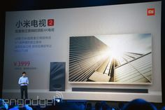 Xiaomi's 49-inch Android TV boasts 4K for just $640. On the hardware side, you'll find a 4K 3D panel made by either LG or CSOT within a 6.2mm aluminum bezel, and underneath that lies a MediaTek MStar 6A918 chip (1.45GHz quad-core CPU, Mali-450 MP4 GPU) plus 2GB of RAM to drive all those pixels. On top of the built-in 8GB space, you also get to add up to 64GB of storage via microSD.