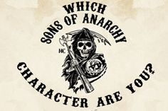 Sons of Anarchy Games, Trivia, Personality Quizzes, Sons of Anarchy User Quizzes, Celeb Rater