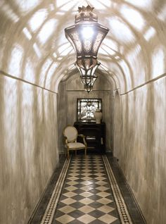 Riad in Marrakech- what a hall! Architecture Details, Interior Architecture, Interior And Exterior, Moroccan Lamp, Moroccan Style, Moroccan Design, Contemporary Interior Design, Modern Interior Design, Riad Marrakech
