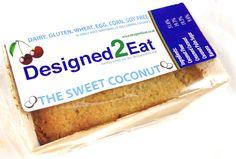The Sweet Coconut - Designed2Eat's on-the-go snacks – Designed2Eat Ltd