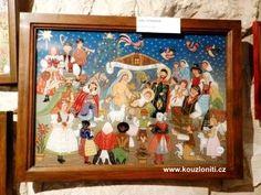 poutovy obrazek svaty malovany sklo - Hledat Googlem