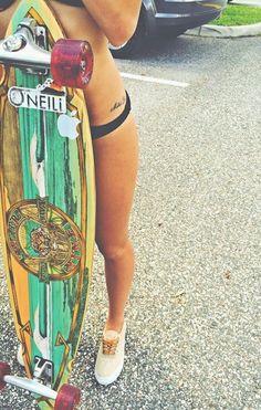 Skate Gurl