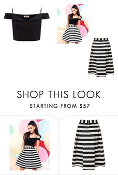 """""""Ariana Grande Style P2"""" by sharonb331 on Polyvore featuring Lipsy"""