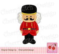 Christmas NutcrackerChristmas Digital by CherryStitchDesign