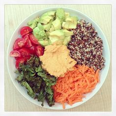 yummy and healthy meal idea