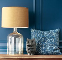 Blue and white. #decor #livestylishly