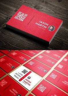Creative Individual Business Card Template