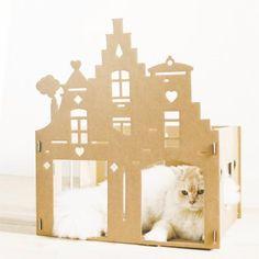 Katzenspielhaus von KEK