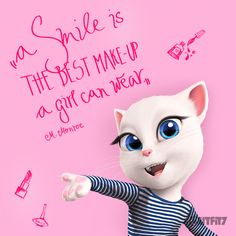 Do you agree, my #LittleKitties  xo, Talking Angela  #TalkingAngela #MyTalkingAngela #makeup #Qotd #MarilynMonroe #famous #cute