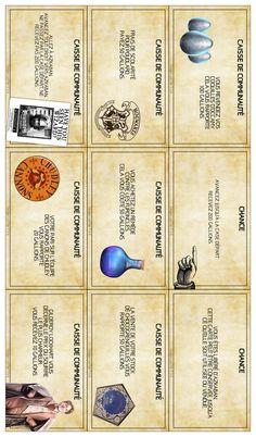 Monopoly Harry Potter Fr