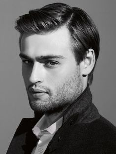 Douglas Booth by Jason Hetherington for Harrods Man magazine Douglas Booth, Artist Management, Male Magazine, British Actors, Male Face, Harrods, Type 1, Character Inspiration, Beautiful Men
