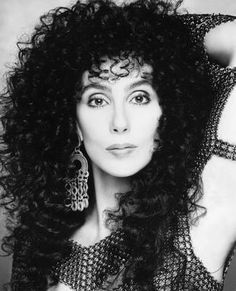 Cher (b 1946), American singer and actress