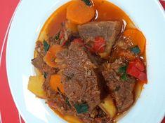 Gulas de vita Pot Roast, Carne, Beef, Ethnic Recipes, Food, Diet, Easy Meals, Carne Asada, Meat