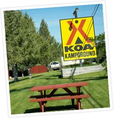 KOA's were great when I was growing up traveling with my family!
