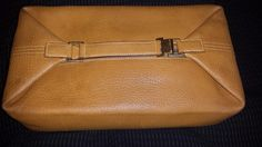 Vintage Hermes toiletry bag found for $1.50.