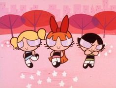 The Powerpuff Girls Image: 'The Rowdyruff Boys'- Cartoon Wallpaper, Powerpuff Girls Wallpaper, Girl Wallpaper, Disney Wallpaper, The Powerpuff Girls, Powerpuff Girls Videos, Film Aesthetic, Aesthetic Videos, Retro Aesthetic