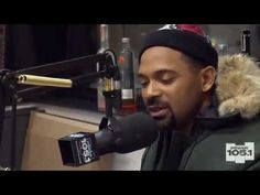 Interview With Mike Epps At The Breakfast Club Power 105.1 [Part 1]