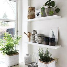 Kitchen details....Image by skovbon via instagram #kitchen #decor #shelf #interior