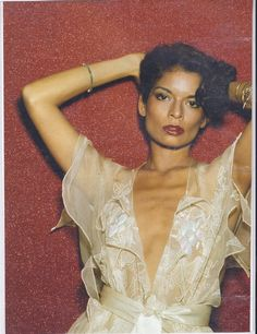 Bianca Jagger #sheerlace