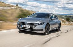 VOLKSWAGEN'S new flagship, the Arteon, will be in showrooms in September and is ready to be ordered now, priced from Arteon has sleek cou. Volkswagen, Bmw, Vehicles, Photos, Wolfsburg, Rolling Stock, Vehicle