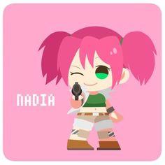 Metal Slug: Nadia