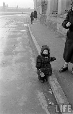 Киев Софийская набережная 1958