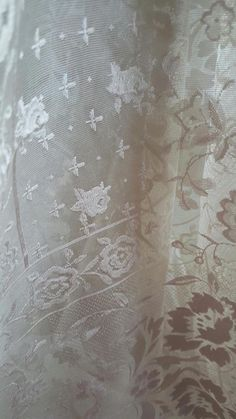 Curtains Ideas cheap lace curtain panels : Elegant Country Style Curtains in Floral Lace | Sturbridge Yankee ...