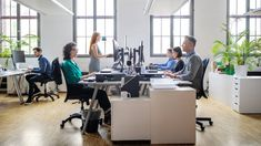 Why Focusing On Ergonomics Is a Must for Every Business? - Finance - loans - It is necessary to keep a safer and comfortable work culture for… Best Picture For Loans adver - Standing Work Station, Office Colleague, Sit Stand Workstation, No Credit Loans, Affinity Designer, Ergonomic Chair, Office Set, Best Apps, Cool Chairs