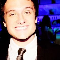 I don't think anyone on this planet has a more adorable smile than him. I am going to marry him!!