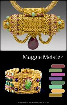 Colorway: Maggie Meister WEBSITE: http://www.maggiemeister.com/index.html