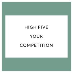 * * * INDUSTRY INSIGHTS - How can the competition make your business grow? Tap Tap >> https://koai-lab.com/high-five-your-competition/ * * *    #article #strategy #crush #your #competition #startupbusiness #corporate #fashion #fashionbusiness #fashiondesigner #productdesigner #creativebusiness #coachtogrowth #koaipower #essentials #basics