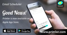 Good news! Primler is now available on the App Store.  Google Play Store - https://play.google.com/store/apps/details…  Apple App Store - https://itunes.apple.com/us/app/primler/id1323579776  https://www.primler.com #Secure #Private #Messaging #Scheduler