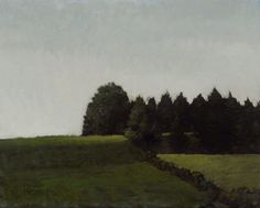 Marc Bohne Oil Landscape Painting