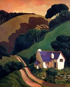 Hares Hill-- Jo March