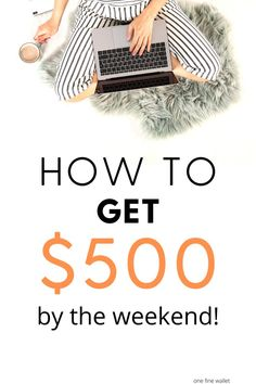 Are you looking for quick ways to make money? Here are 15 ways to make money fast. Wallet, Purses, Diy Wallet, Purse