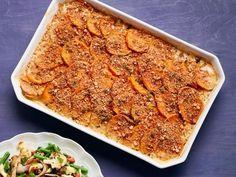 Get Sweet Potato Gratin Recipe from Food Network