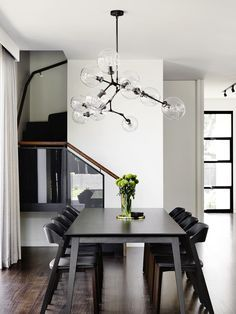 Dining room lighting: Dining room chandelier that will elevate your dining room decor | www.diningroomlighting.eu