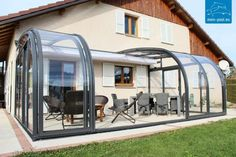 Innovative solutions for your deck, patio, and outdoor enclosure