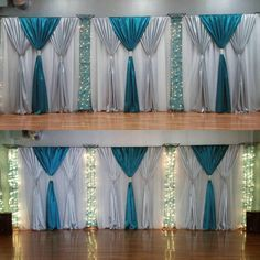 Column backdrop we did with teal & silver ! We are happy to work with any color scheme Now booking for 2017 events!! #lastinglovedecoranddesign #yegwedding #yeglocal #yegdecorator #yegrentals #edmontonwedding #edmonton #backdrop #weddingdecor #wedding #columnbackdrop #tealdecor #silverdecor #lovedesigning #yegeventrentals