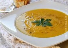 SUPA CREMA DE NAUT Vegetarian Recipes, Healthy Recipes, Good Food, Yummy Food, Romanian Food, Hungarian Recipes, Summer Recipes, Curry, Food And Drink