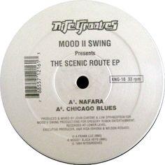 Mood II Swing - The Scenic Route EP